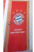FC Bayern Schal München schwarz/weiß