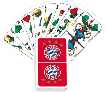 FC Bayern Schafkopfkarten