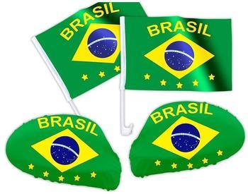 Alsino Brasilien Auto Fanset