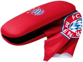keine Angabe FC Bayern München Brillenetui Logo