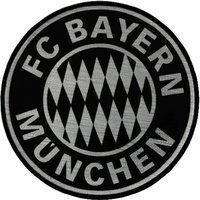 FC Bayern 3D Aufkleber Logo