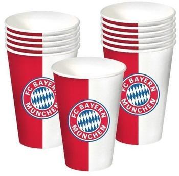 Brauns FC Bayern München Partybecher 10er Set
