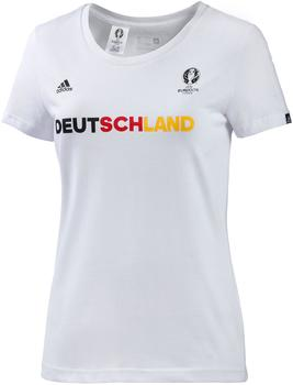 Adidas Deutschland Graphic T-Shirt EM 2016 Damen