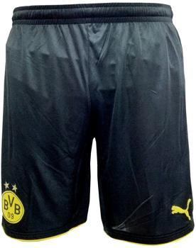 Puma Borussia Dortmund Short Home Shorts 2016/17 schwarz/gelb Gr. S