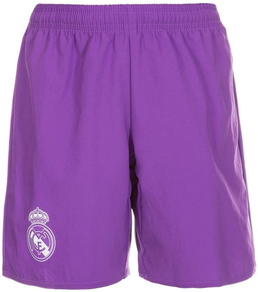 Adidas Real Madrid Away Shorts Kinder 20162017 Test