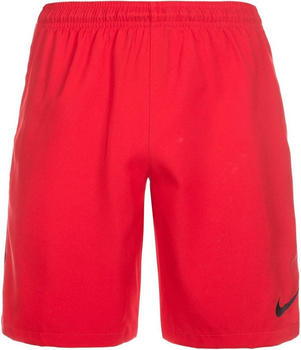 Nike Dry Squad Shorts rot/schwarz
