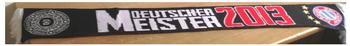 FC Bayern Meister Schal 2013