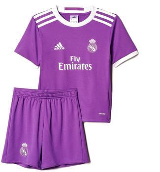 Adidas Real Madrid Away Mini-Kit 2016/2017