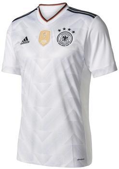 adidas DFB Herren Heim Trikot 2017 white/black XL