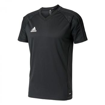 Adidas Tiro 17 Trainingstrikot black/dark grey/white