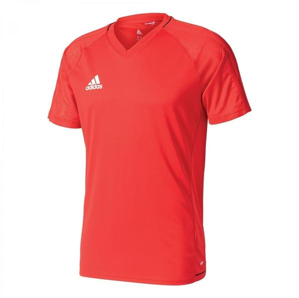 Adidas Tiro 17 Trainingstrikot scarlet/black/white