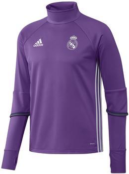 Adidas Real Madrid Trainingsoberteil 2016/2017 ray purple/crystal white