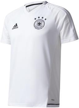 Adidas Deutschland Trainingstrikot 2017 weiß