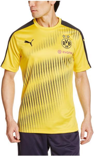 Puma Borussia Dortmund Stadiontrikot 2017 cyber yellow