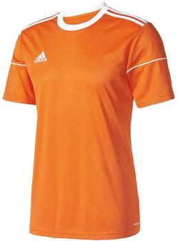 adidas Performance Squadra 17 Fußballtrikot Herren orange XXL