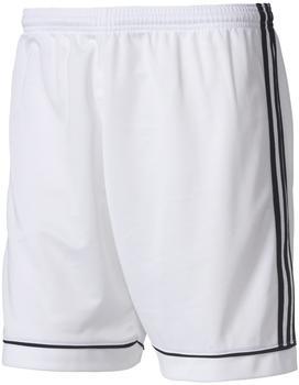 Adidas Squadra 17 Shorts weiß/schwarz