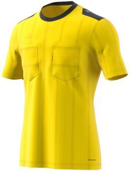 adidas Performance UEFA Champions League Schiedsrichtertrikot Herren gelb XL