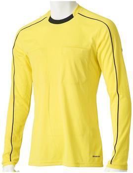 Adidas Referee 16 Trikot gelb langarm
