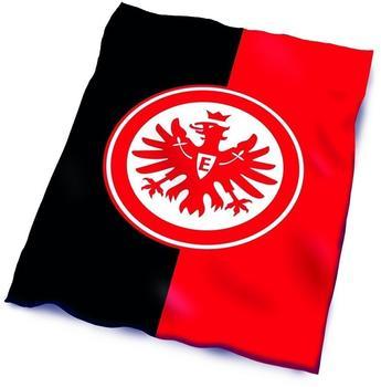 Eintracht Frankfurt Frankfurt Veloursdecke, Gegensatz