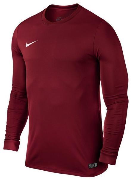 Nike Park VI Trikot langarm team red/white