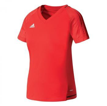 Adidas Performance Tiro 17 Trainingsshirt Damen rot L - 42/44