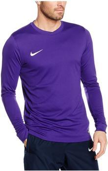 Nike Park VI Trikot langarm court purple/white
