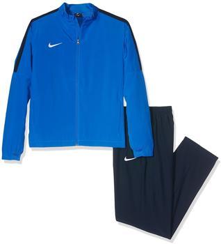 Nike Set: Academy 16 Präsentationsanzug Kinder blau L