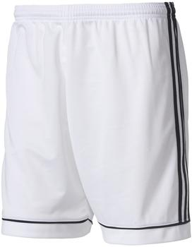 Adidas Squadra 17 Shorts Kinder weiß