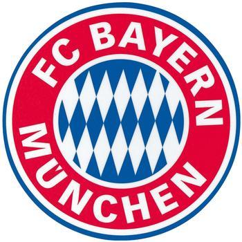 FC Bayern Mousepad Logo rot 20