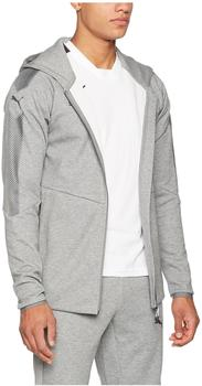 Puma Ascension Casuals Hoody Pullover, medium gray heather S