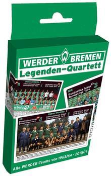 Teepe Sportverlag SV Werder Bremen Legenden-Quartett XXL