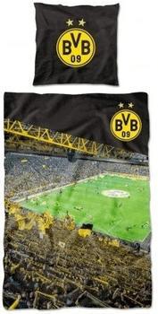 BVB Borussia Dortmund Südtribüne 80x80+135x200cm
