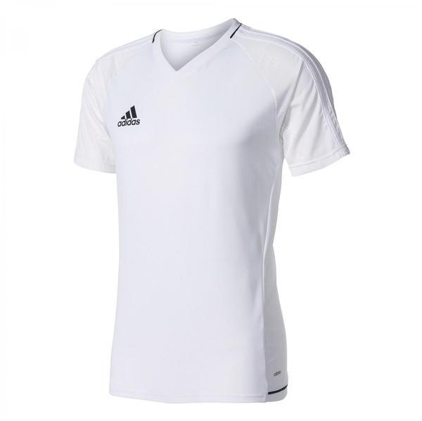 Adidas Tiro 17 Trainingstrikot white/black