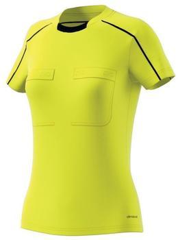Adidas Referee 16 Schiedsrichtertrikot Damen gelb