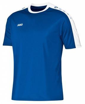 JAKO Striker Trikot kurzarm Kinder (4206K-04) blau