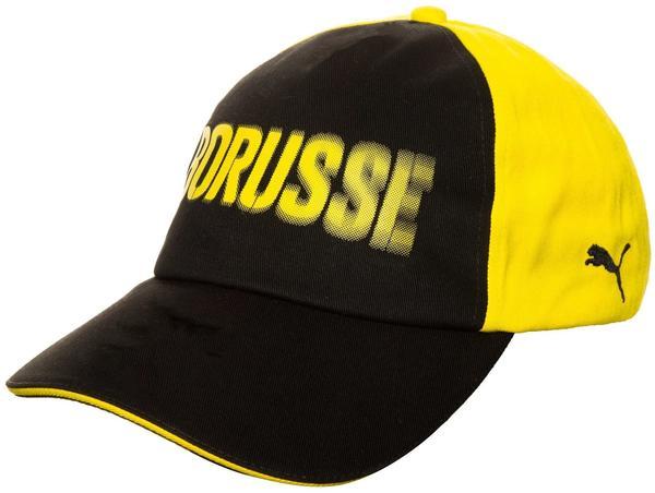 Puma BVB Borusse Cap black