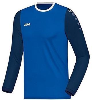 JAKO Leeds Trikot langarm (4317-04) blau
