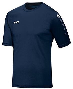 JAKO Team Trikot kurzarm Kinder (4233K-09) blau