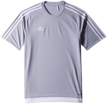 Adidas Estro 15 Trikot Kinder light grey/white