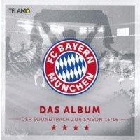 """Warner Music Group Fc Bayern München """"Das Album""""Saison 15/16"""