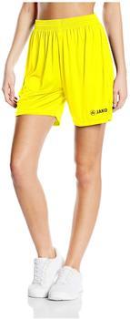 JAKO Manchester Sport Shorts Herren gelb (405014472)