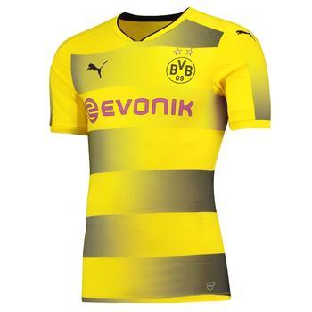Puma Borussia Dortmund Heimtrikot Authentic 2017/18 Herren Gr. XL