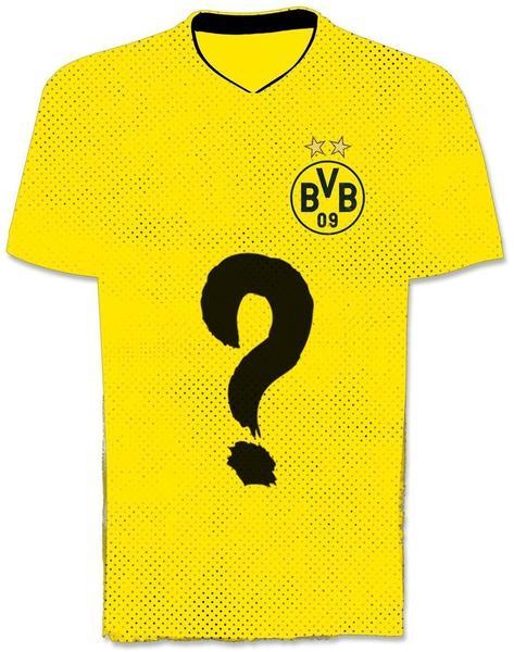 Puma Borussia Dortmund Herren Heim Trikot 2017/2018 cyber yellow/puma black XL