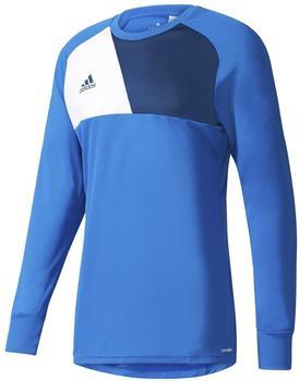 Adidas Assita 17 Torwarttrikot blau/weiß