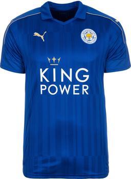 Puma Leicester City Herren Replica Heimtrikot XS