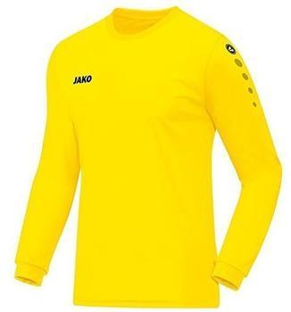 JAKO Team Trikot langarm Kinder (4333K-03) gelb