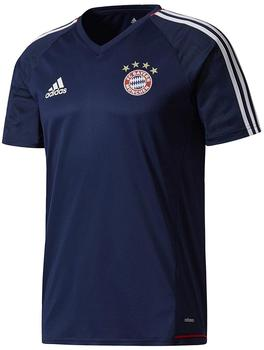 Adidas FC Bayern München Trainingstrikot Authentic collegiate navy/white