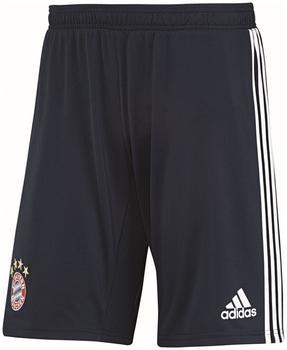 adidas FC Bayern München Herren Trainingsshorts 2017/2018 collegiate navy/white S