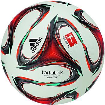 Adidas Torfabrik Matchball 2014