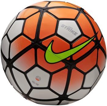 Nike Strike weiß/orange/schwarz 5